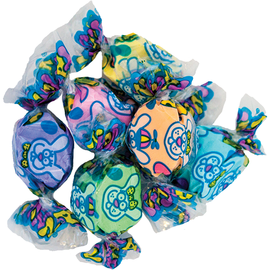 Cottontail Taffy Mix
