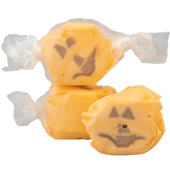 Halloween Faces Taffy
