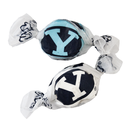 Brigham Young University Taffy
