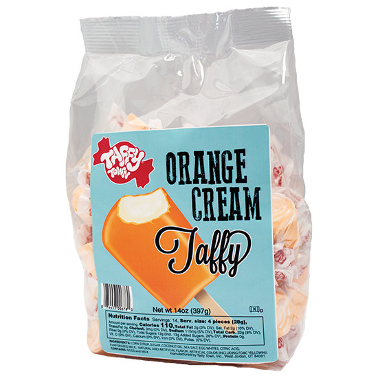 Retro Taffy Bags (3 - 14 oz. Bags)