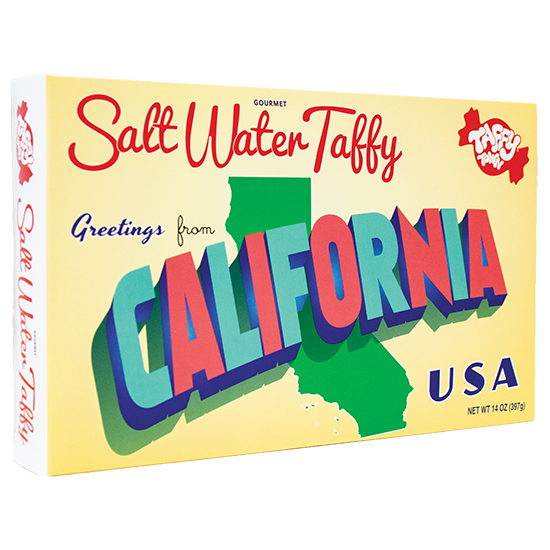 California Taffy Gift Box (14 oz.)