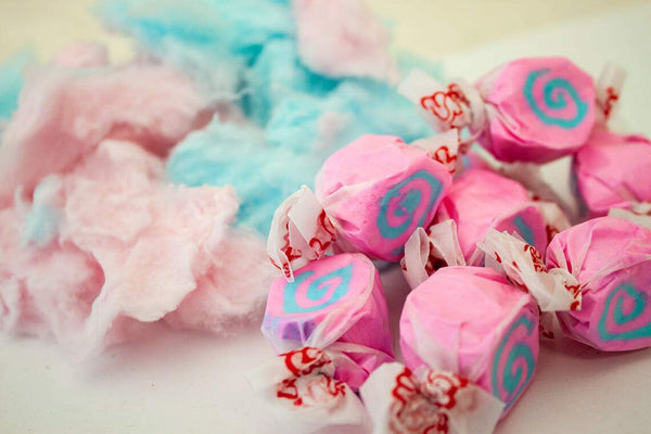 National Cotton Candy Day Taffy