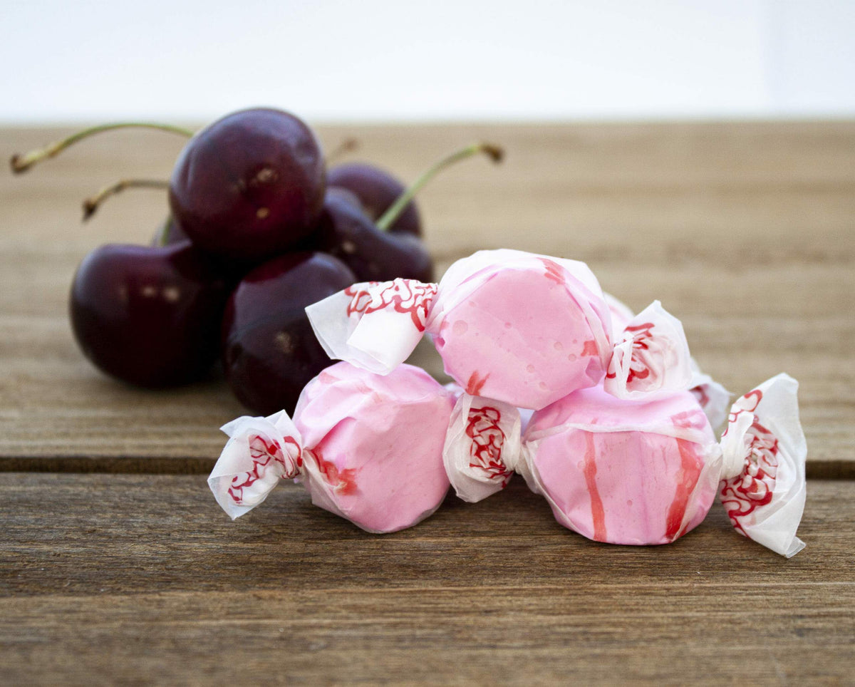 Cherry Taffy
