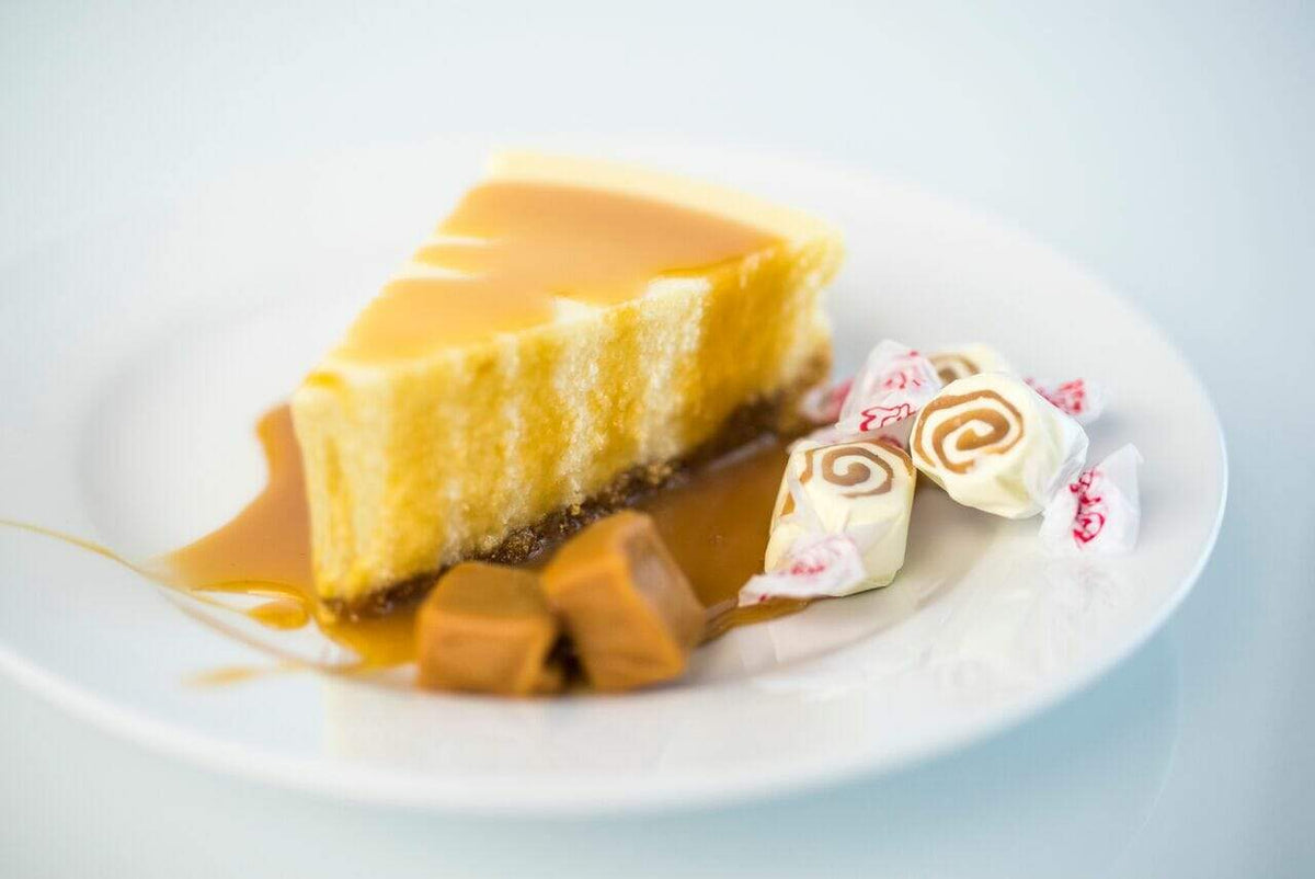 Caramel Cheesecake Taffy