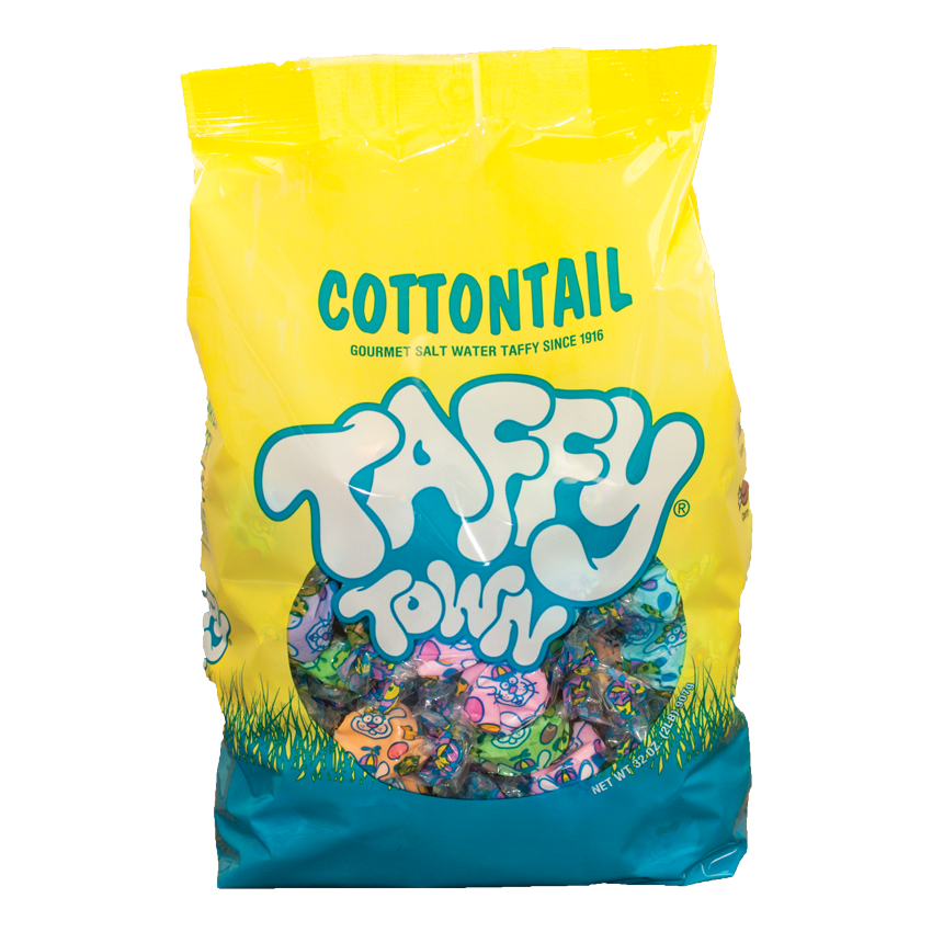 Cottontail Taffy (2 lb. Bag)
