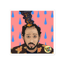 Load image into Gallery viewer, Head on fire STICKERS!!! for more sticking on stuff