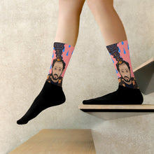 Load image into Gallery viewer, Head on fire Socks