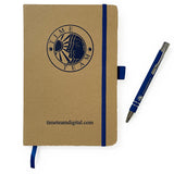 Time Team A5 Notebook