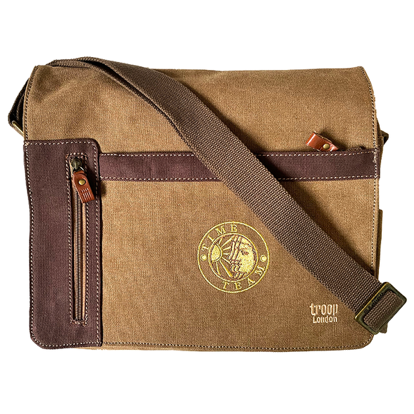 Time Team Messenger Bag