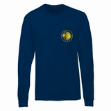 Time Team Long Sleeved Embroidered T-Shirt
