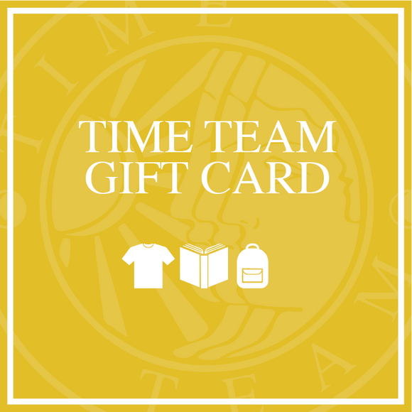 Time Team Gift Card