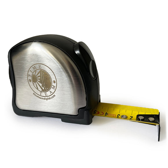 Stainless Steel Engraved Tape Measure