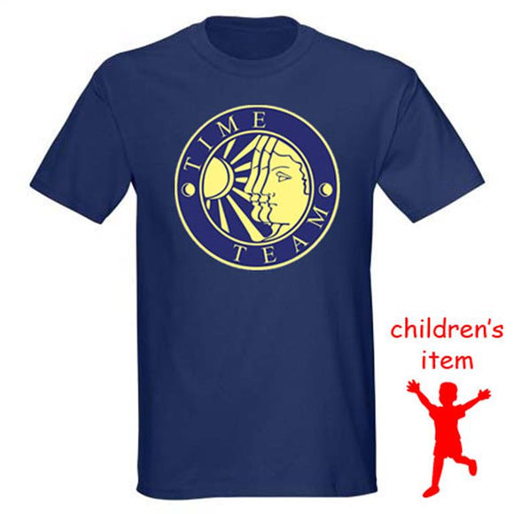 Children's Classic Logo Time Team T-Shirt