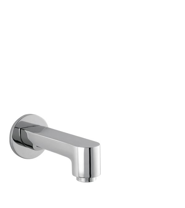 Hansgrohe 14413001 S Tub Spout Wall Mounted Non Diverter in Chrome