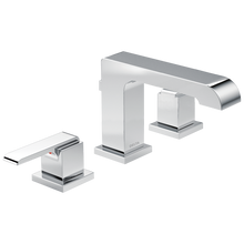 Load image into Gallery viewer, Delta 3567-MPU-DST Two Handle Widespread Bathroom Faucet
