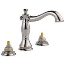 Load image into Gallery viewer, Delta 3597LF-MPU-LHP Cassidy Two Handle Widespread Lavatory Faucet - Less Handles