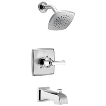 Load image into Gallery viewer, Delta T14464 Ashlyn Monitor 14 Series Tub and Shower Trim