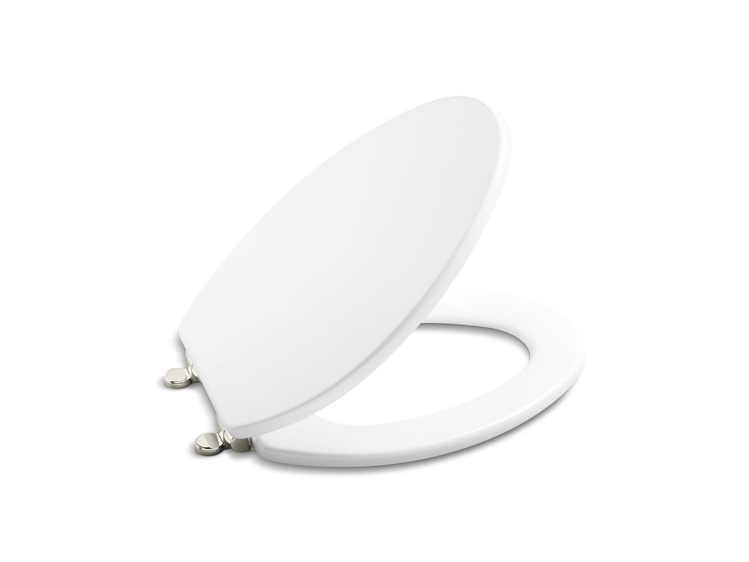 Kallista P70313-AD-0 Contemporary Toilet Seat, Elongated