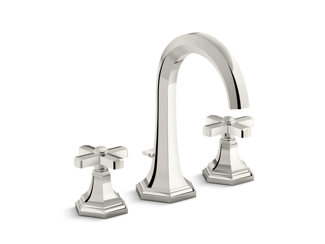 Kallista P22732-00-CP For Town Sink Faucet, Tall Spout, Cross Handle