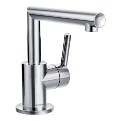 Moen S43001 Arris One Handle Bathroom Faucet in Chrome