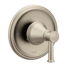 Load image into Gallery viewer, Moen T3311 Belfield One Handle Moentrol Valve Trim Kit in Brushed Nickel