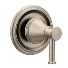 Load image into Gallery viewer, Moen T4301 Belfield Single Handle Transfer Valve Trim Kit in Brushed Nickel