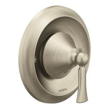 Load image into Gallery viewer, Moen T4501 Wynford One Handle Posi-Temp Valve Trim Kit in Brushed Nickel