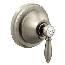 Load image into Gallery viewer, Moen TS32205 Weymouth Transfer Valve Trim in Brushed Nickel