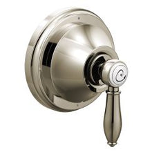 Load image into Gallery viewer, Moen TS32205 Weymouth Transfer Valve Trim in Polished Nickel