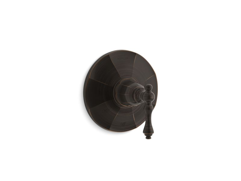 KOHLER TS98762-4-2BZ Kelston Rite-Temp(R) Valve Trim With Lever Handle in Oil-Rubbed Bronze