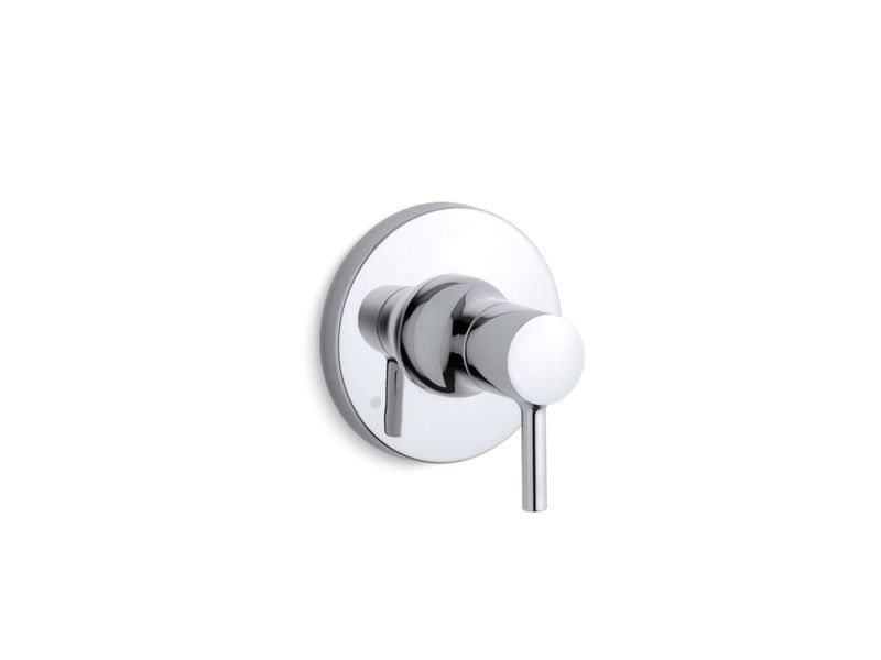 KOHLER T8984-4-CP Toobi Transfer Valve Trim, Valve Not Included in Polished Chrome