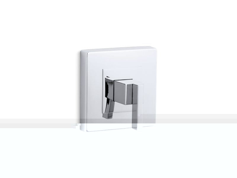 KOHLER TS14671-4-CP Loure Rite-Temp(R) Valve Trim With Lever Handle in Polished Chrome