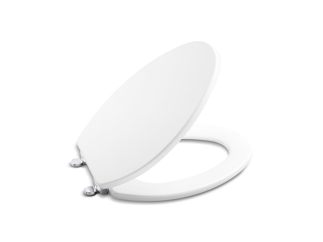 Kallista P70313-CP-0 Contemporary Toilet Seat, Elongated
