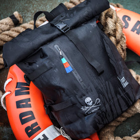 ROLLTOP BACKPACK (SEA SHEPHERD)