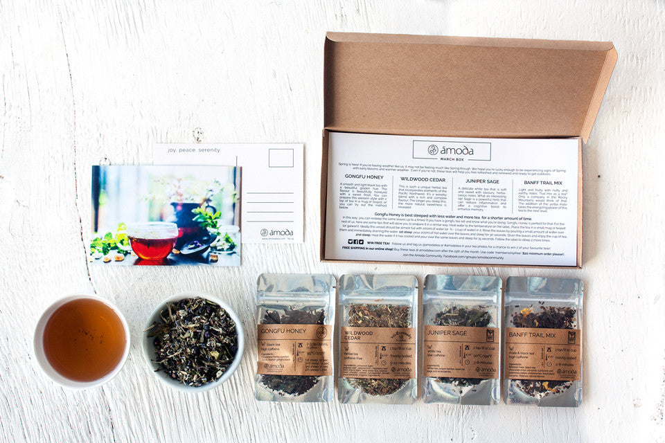 march tea box sneak peek