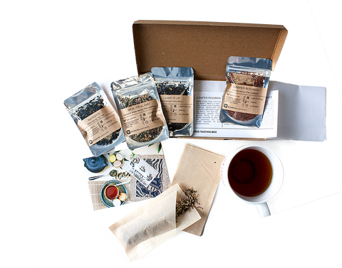 monthly tea box subscription