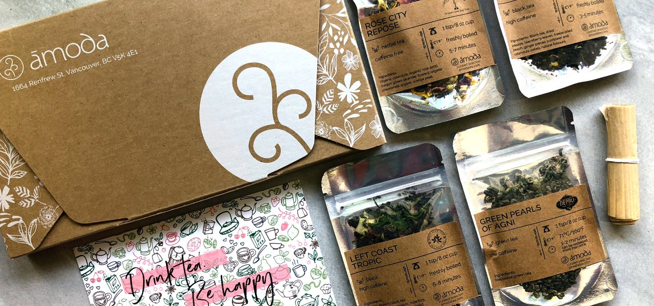 6589c3992c0 Monthly Tea Subscription Box | Amoda Tea
