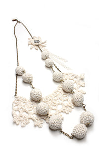 New Crochet Necklace