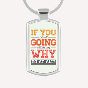 Create Your Own Metal Keyring