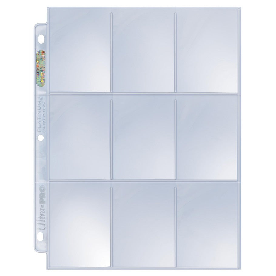 Ultra PRO 9 Pocket Binder Pages