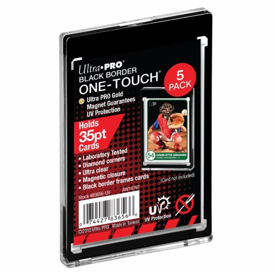 Ultra PRO One-Touch Display Case - 35pt (5 count)