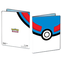 Load image into Gallery viewer, Pokeball 9-Pocket Binder