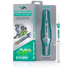 XADO Revitalizant EX 120 for all types of fuel equipment and fuel injection system