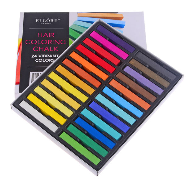 shopify-24 Piece Hair Coloring Chalk (2 pack)-7