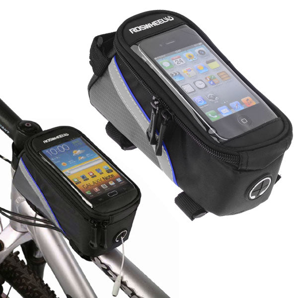 shopify-Bicycle Mobile Phone Bag for Cycling - Fits 4.2 inch phones-8