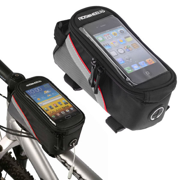shopify-Bicycle Mobile Phone Bag for Cycling - Fits 4.2 inch phones-21