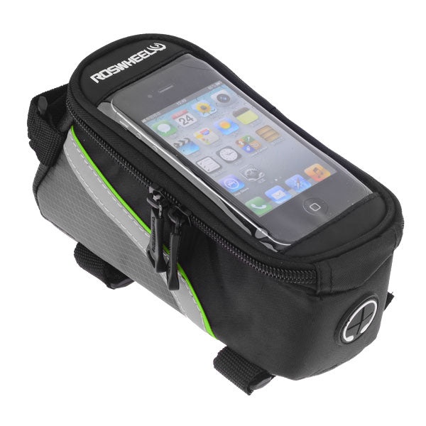 shopify-Bicycle Mobile Phone Bag for Cycling - Fits 4.2 inch phones-4