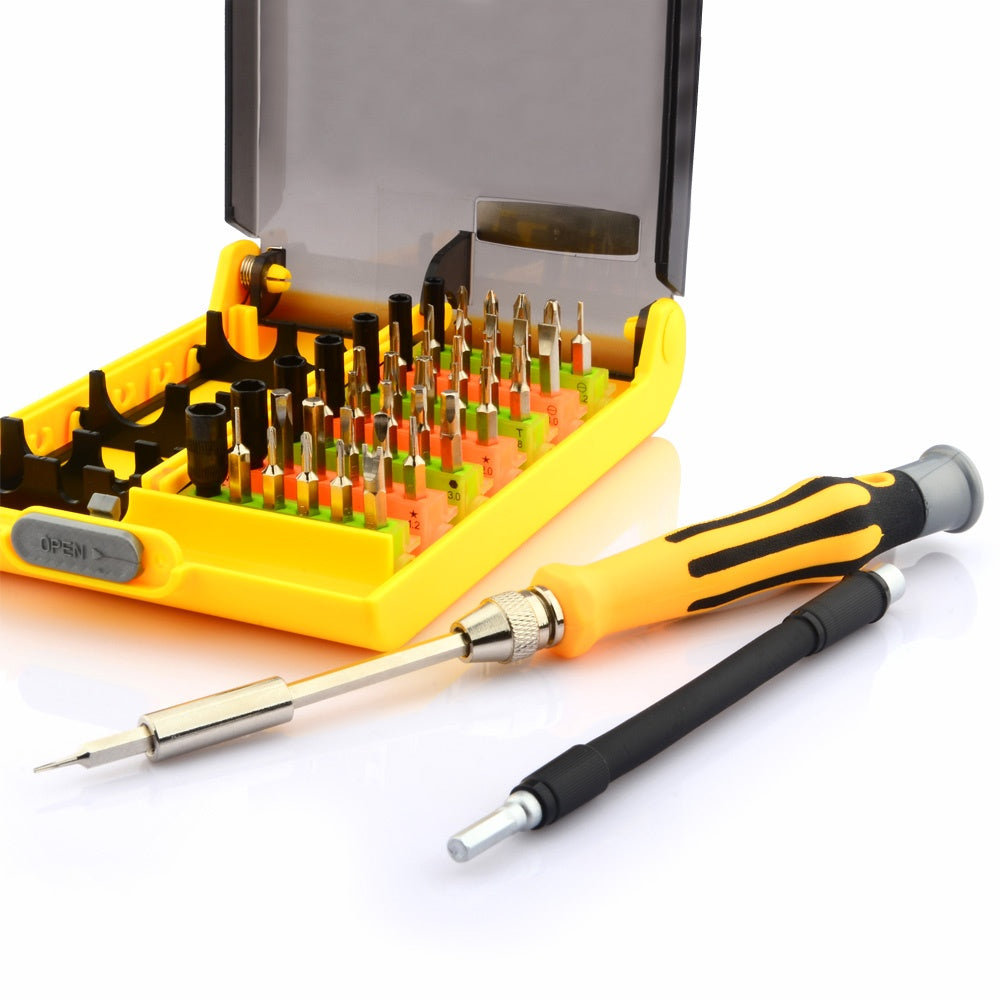 shopify-Professional 45-in-1 Precision Screwdriver Tool Set-1