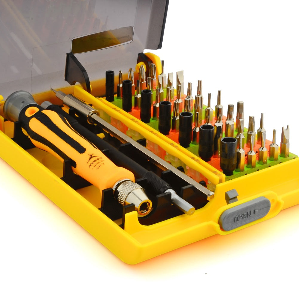 shopify-Professional 45-in-1 Precision Screwdriver Tool Set-2