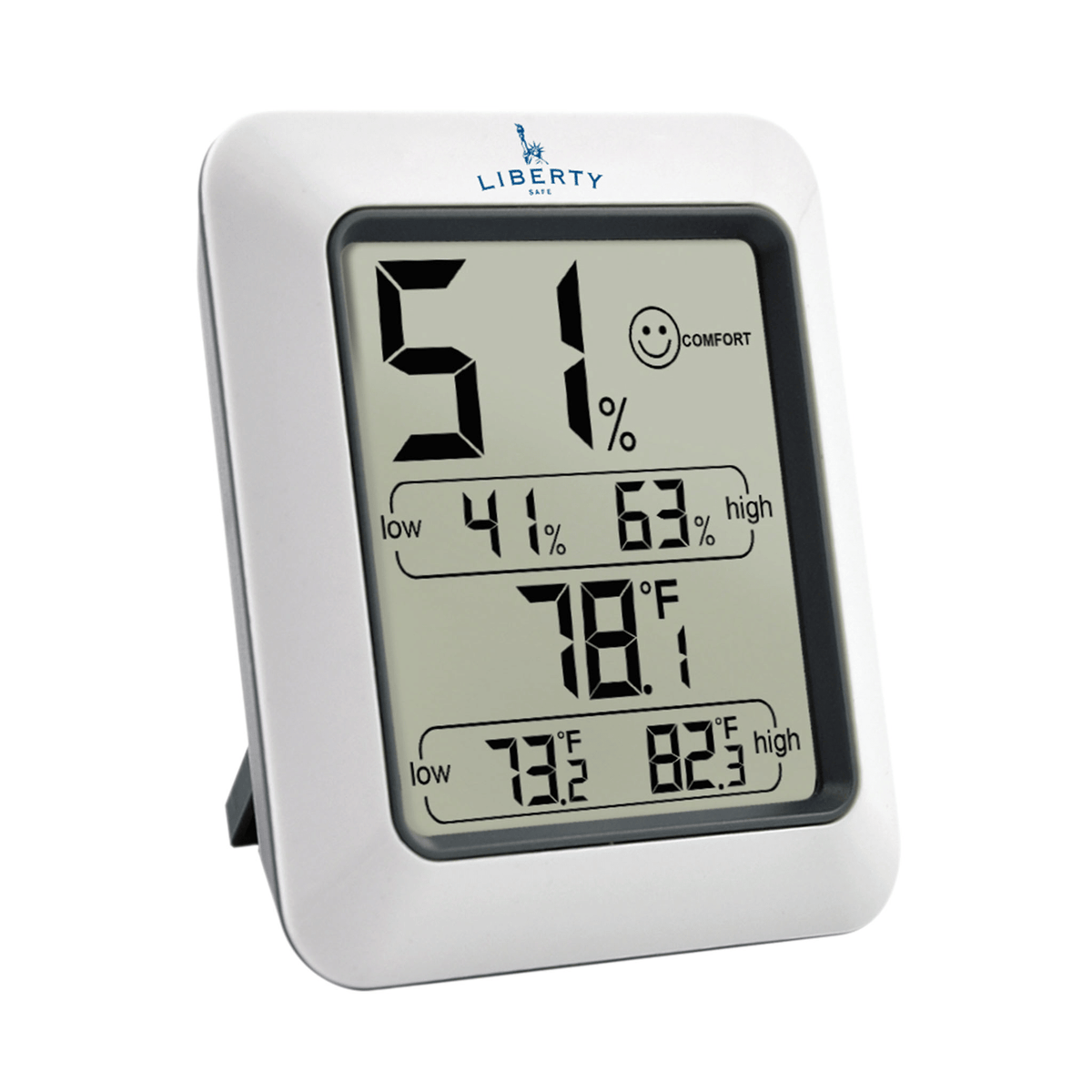 Accessory - Dehumidifier - Humidity and Temperature Monitor